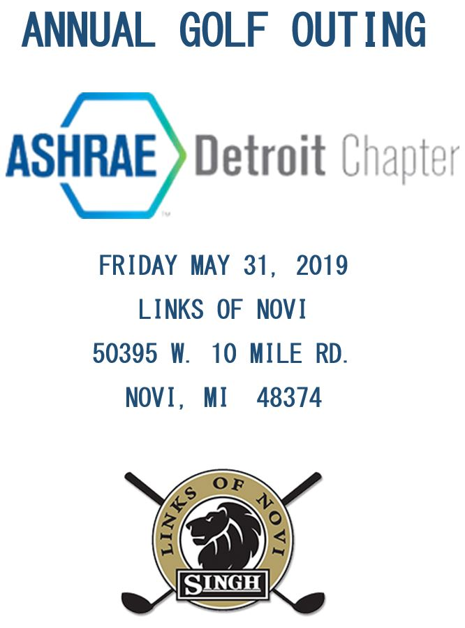 2019 Golf Outing Save the Date